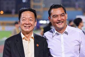 Đương kim vô địch V-League bất ngờ thay Chủ tịch