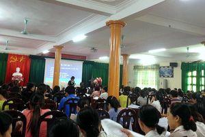 Lãnh đạo Sở Nội vụ Bắc Giang nói về việc học thăng hạng giáo viên