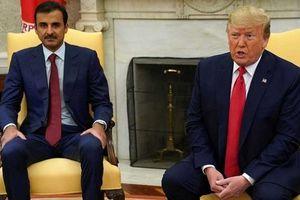 Qatar gửi thông điệp gì của Mỹ đến Iran?