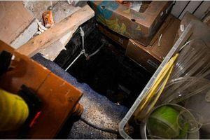 Rùng mình nghe âm thanh lạ từ tầng hầm, chủ nhà bỏ chạy không dám về nhà
