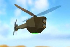 Mẫu trinh sát cơ 'bỏ túi' Mỹ sắp thử nghiệm tại Afghanistan