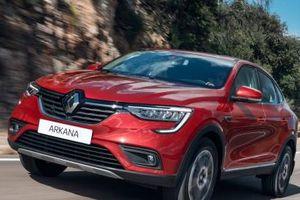 Renault Arkana đẹp 'long lanh' giá chỉ 370 triệu được ứng dụng những gì?
