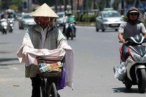 Miền Bắc nắng nóng gia tăng, chỉ số UV tại Hà Nội lên mức nguy hiểm