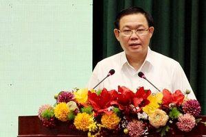 Phó Thủ tướng Vương Đình Huệ: Kết quả cơ cấu lại NSNN, nợ công là thành tựu lớn của ngành Tài chính