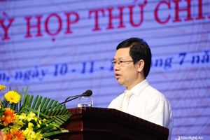 Chủ tịch HĐND tỉnh nhấn mạnh 3 yêu cầu trọng tâm sau kỳ họp