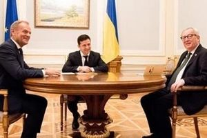 Ukraine và chiến dịch lấy lòng EU