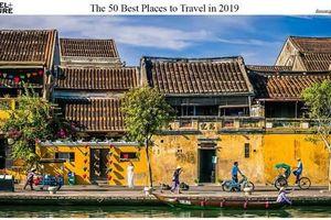 Hội An vươn lên đứng đầu 10 thành phố quyến rũ nhất thế giới 2019