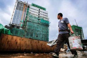 Nhà đầu tư Trung Quốc xây chung cư cao cấp ở Campuchia