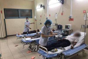 Thêm 30 ca nhập viện vì ngộ độc ở Thừa Thiên-Huế