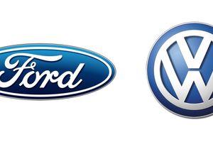 Volkswagen bắt tay với Ford sản xuất xe tự lái và xe điện