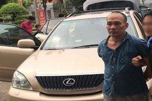 Tiết lộ bất ngờ về đại gia rởm đi Lexus, trộm cắp ở nhiều cơ quan nhà nước