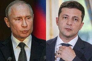 Hé lộ cuộc trao đổi đầu tiên của ông Putin với tân tổng thống Ukraine