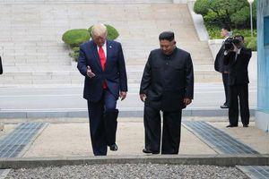 Mỹ đang cân nhắc đình chỉ lệnh trừng phạt với hàng hóa Triều Tiên