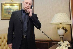 Tổng thống Putin lần đầu tiên điện đàm với Tổng thống Ukraine Zelensky