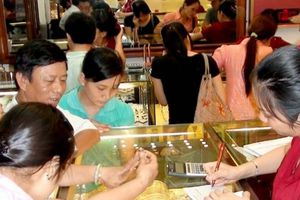Giá vàng hôm nay (12/7): Vàng đồng loạt giảm sau phiên tăng mạnh