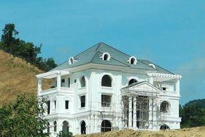 Xi măng Công Thanh san đất, xây nhà: Vẫn chây ì không cung cấp hồ sơ?