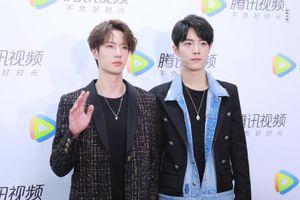 Tiêu Chiến, Vương Nhất Bác có mặt tại fanmeeting của phim 'Trần tình lệnh', cùng nhau làm trò diễn lại cảnh quậy phá như trong video hậu trường