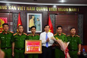 Đà Nẵng: Thưởng nóng 2 ban chuyên án ma túy