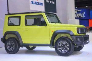 Triệu hồi hơn 21.000 xe Suzuki Jimny do lỗi rò rỉ nhiên liệu