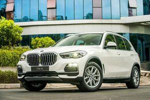 BMW X5 mới giá 4,3 tỷ đồng tại Việt Nam có gì để 'đấu' Mercedes-Benz GLE?