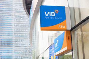 VIB: Lãi trước thuế 6 tháng đạt 1.820 tỷ đồng, tăng 58% so với cùng kỳ
