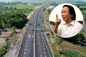 'Muốn làm cao tốc Bắc - Nam, doanh nghiệp Việt cần liên kết để tạo ra quả đấm mạnh hơn'