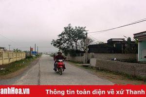 Đảng bộ xã Hà Dương lãnh đạo phát triển kinh tế, xây dựng nông thôn mới