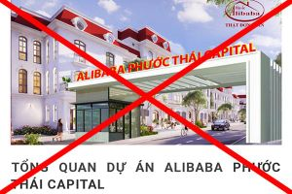 Bộ Công an điều tra, làm rõ vi phạm của địa ốc Alibaba tại Đồng Nai
