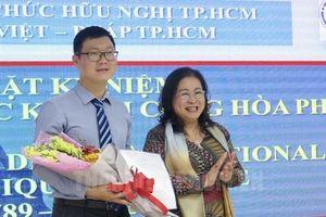 Thành lập Chi hội Hội hữu nghị Việt – Pháp Bệnh viện Nhi Đồng 2
