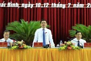 Chất vấn những vấn đề nóng trong kỳ họp thứ tám, HĐND tỉnh Thái Bình khóa XVI