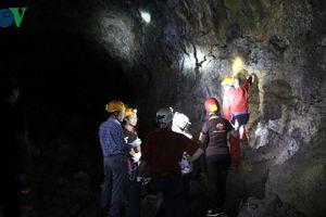 UNESCO thẩm định quần thể hang động núi lửa Krông Nô