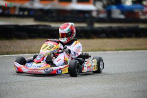 Vietnam Grand Prix đồng hành cùng tay đua nhí Phạm Hoàng Nam