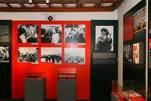 Triển lãm chuyên đề 'Chiến sĩ cách mạng bị địch bắt tù đày'