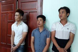 Băng nhóm trộm 9 xe máy trong dãy trọ sinh viên ở Sài Gòn khai gì?