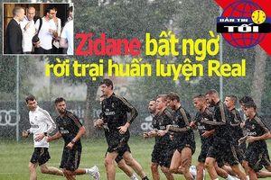 Lý do Zidane bỏ trại huấn luyện Real, Chelsea loại 8 cầu thủ