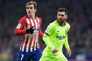 Đội hình Barcelona mùa tới với sự kết hợp của Messi và Griezmann