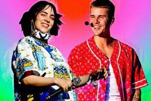 Góp giọng trong bản hit của đàn em, Justin Bieber nhận cơn mưa lời chê