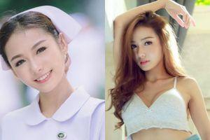 Nữ y tá Thái Lan từng bị đuổi việc vì quá xinh đẹp ngày càng gợi cảm