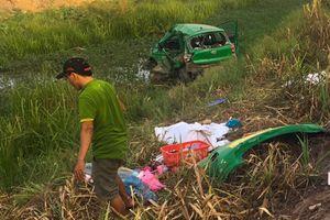 Giây phút kinh hoàng đoàn tàu SE1 tông trực diện xe taxi Mai Linh