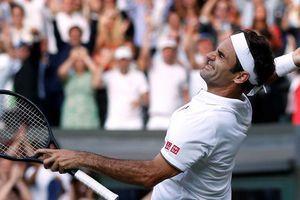 Chào quý ông Federer mạnh mẽ và bền bỉ!