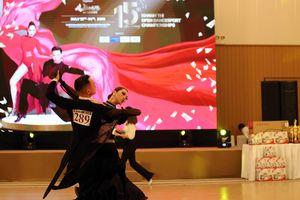 Khánh Thi tổ chức giải đấu nâng tầm khiêu vũ thể thao Việt Nam