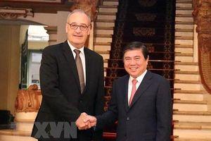 Thụy Sĩ mong muốn đẩy nhanh đàm phán FTA giữa Việt Nam - EFTA