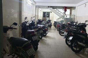 Trộm 'ghé thăm' dãy trọ của sinh viên cuỗm 9 xe máy