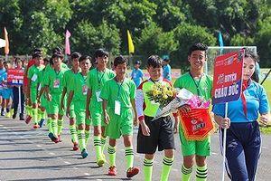 Giải bóng đá thiếu niên nhi đồng – Cúp truyền hình BRT 2019: Nơi nâng tầm ước mơ
