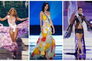 Không thể tin đầm dạ hội xấu điên đảo của người đẹp Miss Universe