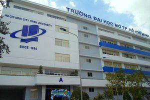 2.421 thí sinh trúng tuyển bằng xét học bạ và tuyển thẳng vào ĐH Mở TPHCM