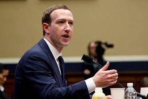 Mỹ phạt Facebook 5 tỷ USD vì lộ dữ liệu cá nhân người dùng
