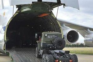 Thổ Nhĩ Kỳ chính thức tiếp nhận lô S-400 đầu tiên từ Nga