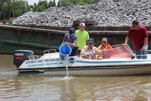 Hơn 1 triệu con cá được thả xuống sông Cần Giuộc, tái sinh nguồn thủy sản