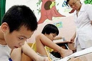 Giáo dục trẻ khuyết tật ngày càng hoàn thiện